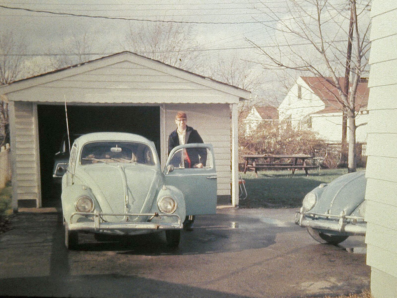 Dave's VW Beetle 1968